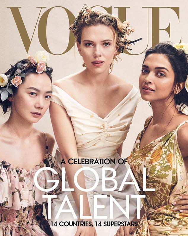 Scarlett Johansson, Vogue, April 2019