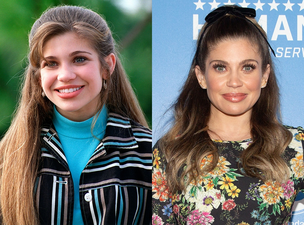 Danielle Fishel as Topanga Lawrence -  Topanga Lawrence was the perfect girl next door. She was kind, sweet, ridiculously intelligent, passionate, forgiving and the best hippie-girl-turned-hot-woman we've ever seen.