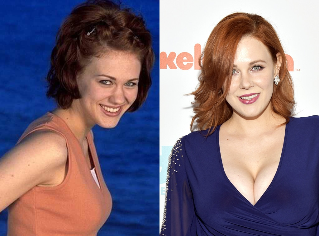"Maitland Ward as Rachel McGuire -  To put it in Eric's terms, Rachel was his and Jack's ""hot, hot, hottie, hottie, hot, hot"" roommate in the college years of  BMW . Although both Eric and Jack competed for her affections many times, Rachel ultimately decided that she just wanted to be friends with the boys."