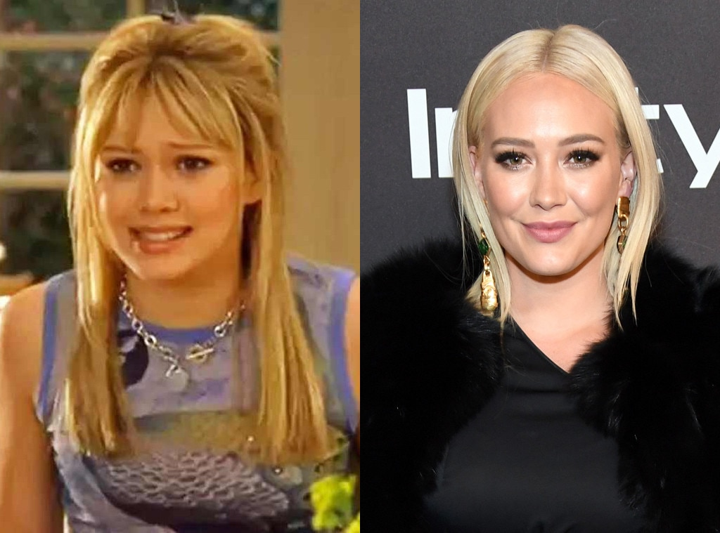 Hilary Duff -  The 31-year-old actress continues to dominate the entertainment industry. Aside from a recurring role in  Gossip Girl  to starring in  Younger , Duff reigns supreme on the small screen.