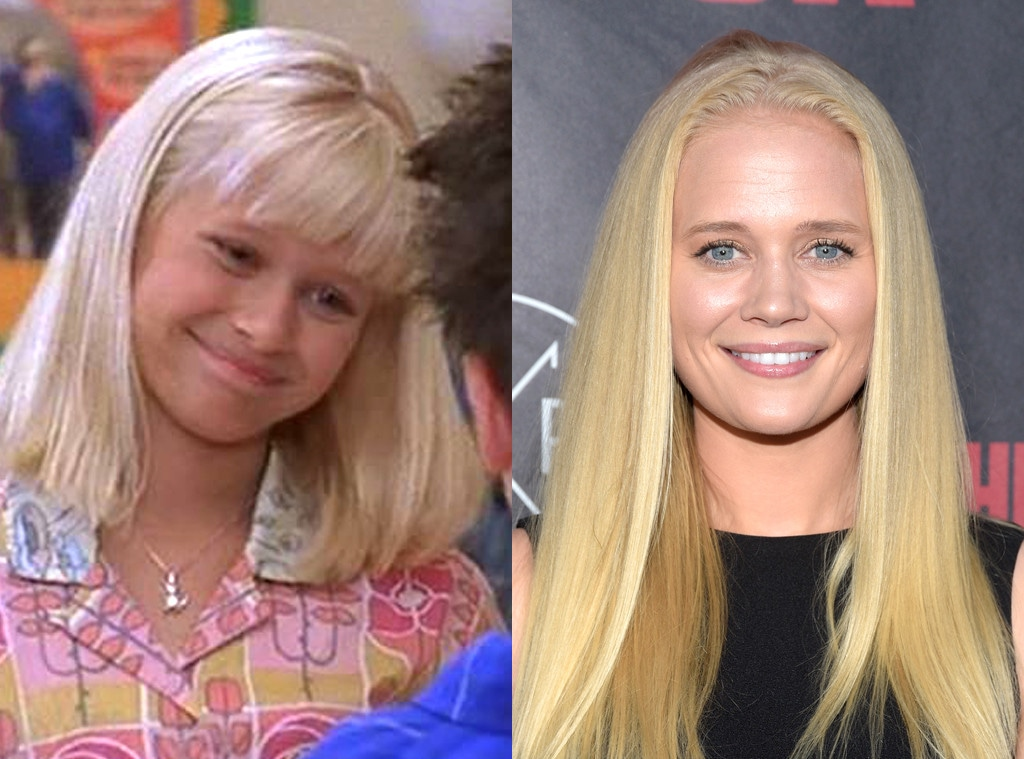 Lizzie McGuire, Carly Schroeder, Then and Now