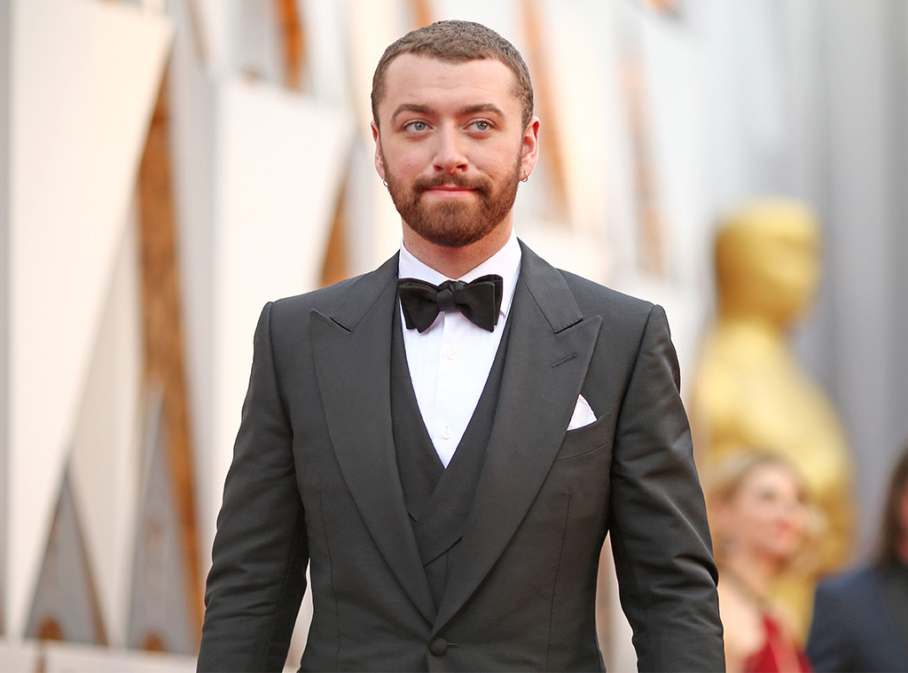 Sam Smith, 2016 Oscars