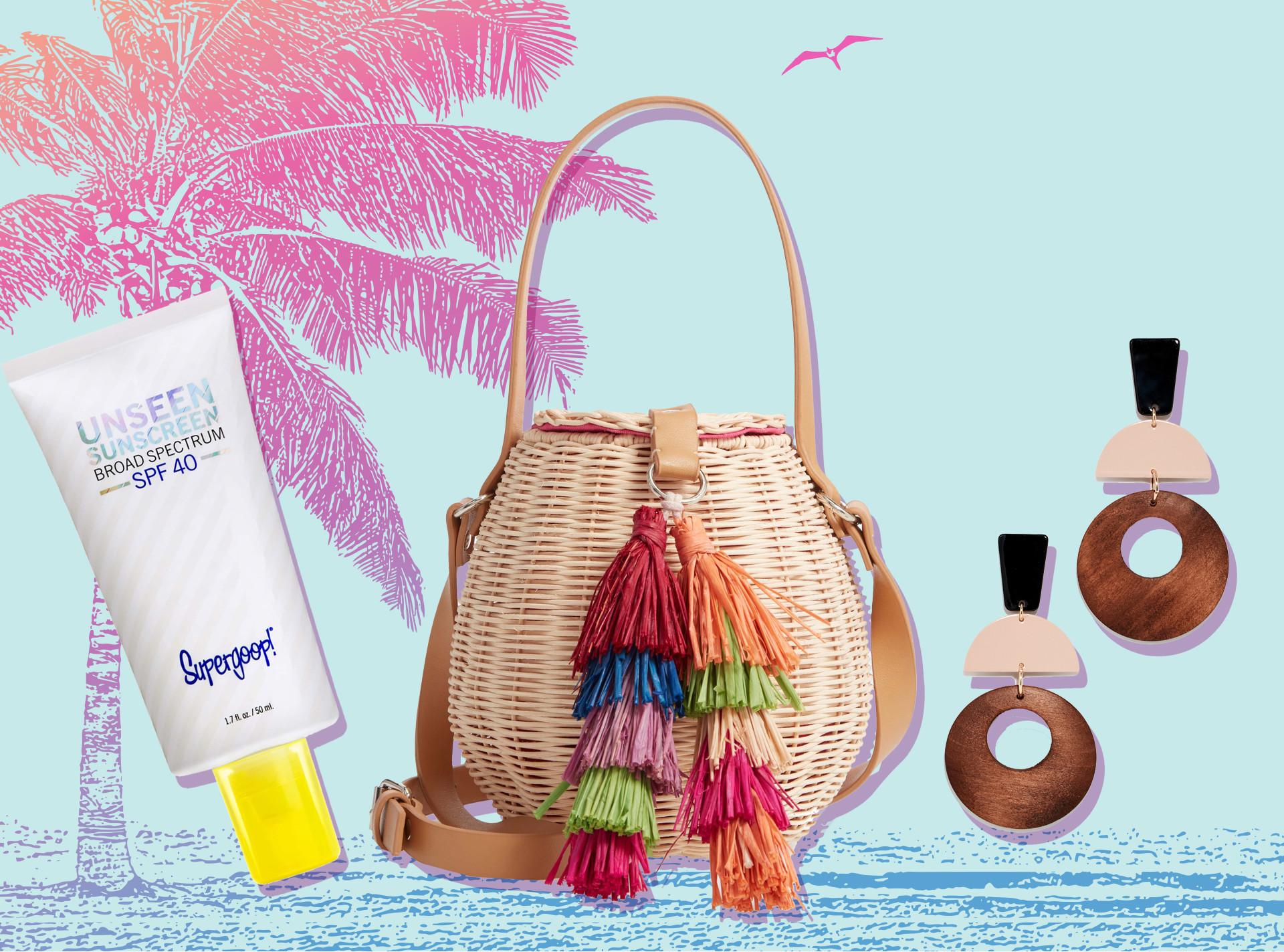 E-Comm: Pack Like a Celeb for Spring Break