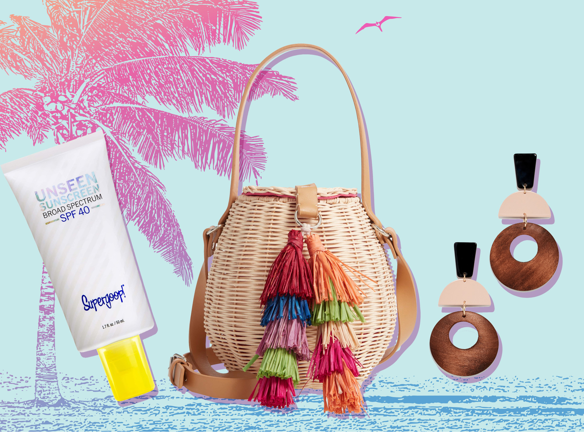 E-Comm: Pack Like a Celeb for Spring Break