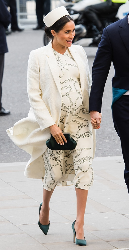 Meghan Markle, Duchess of Sussex, Commonwealth Day Service