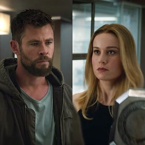Thor, Captain Marvel