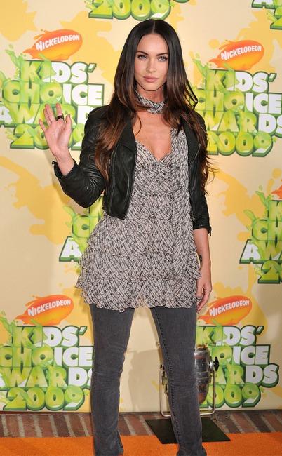 Megan Fox, 2009 Nickelodeon Kids Choice Awards