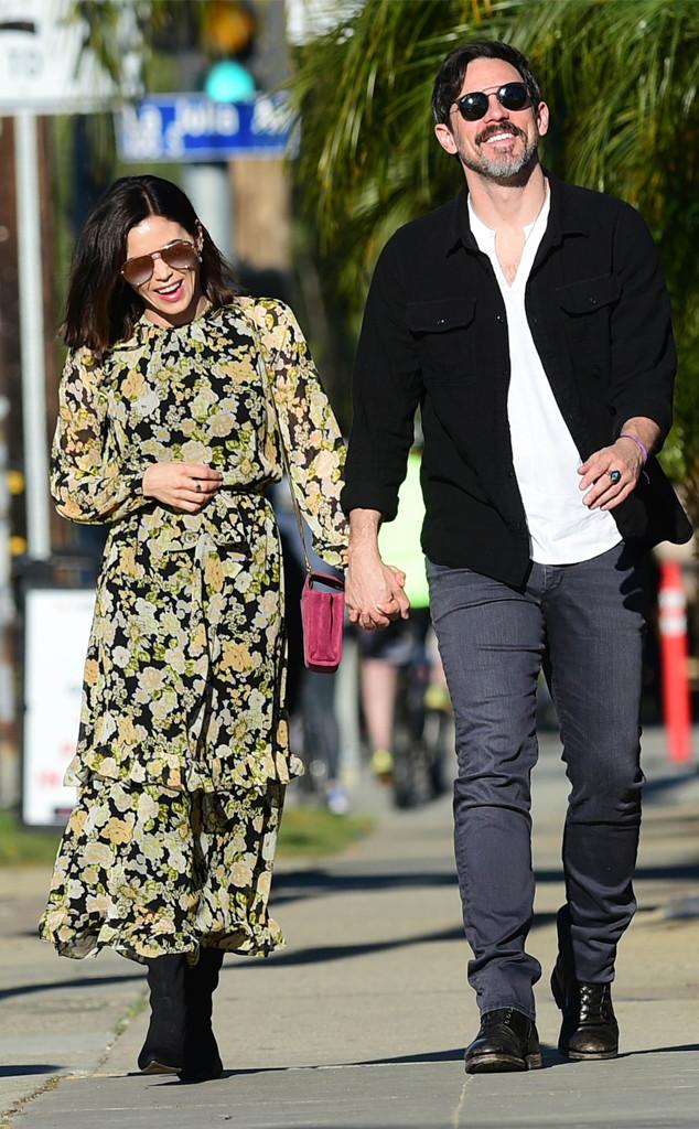 "Jenna Dewan Opens Up About Boyfriend Steve Kazee and Her ""Very Intense"" Year"