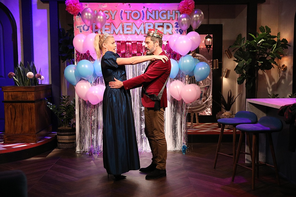 Eric McCormick -  In honor of National Promposal Day, the  Busy Tonight  host  takes the  Will & Grace starto the prom  he never got to attend as a Canadian.