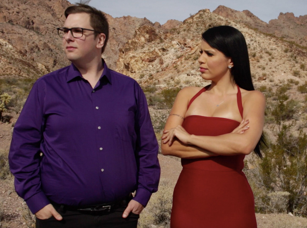 '90 Day Fiance' Stars Colt and Chantel's Fight