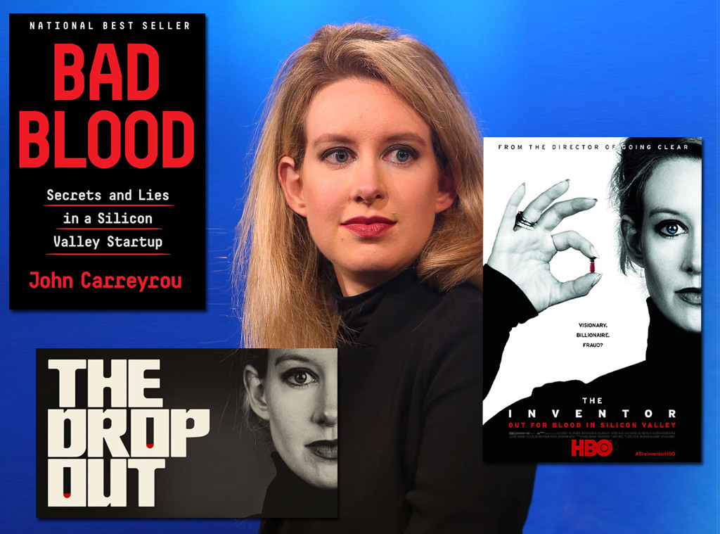The Deep Voice, the Black Turtleneck and the $1 Billion Lie: Why No One Can Stop Talking About Elizabeth Holmes