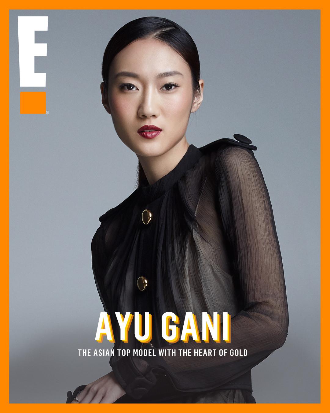 Ayu Gani, Women To Watch - cover