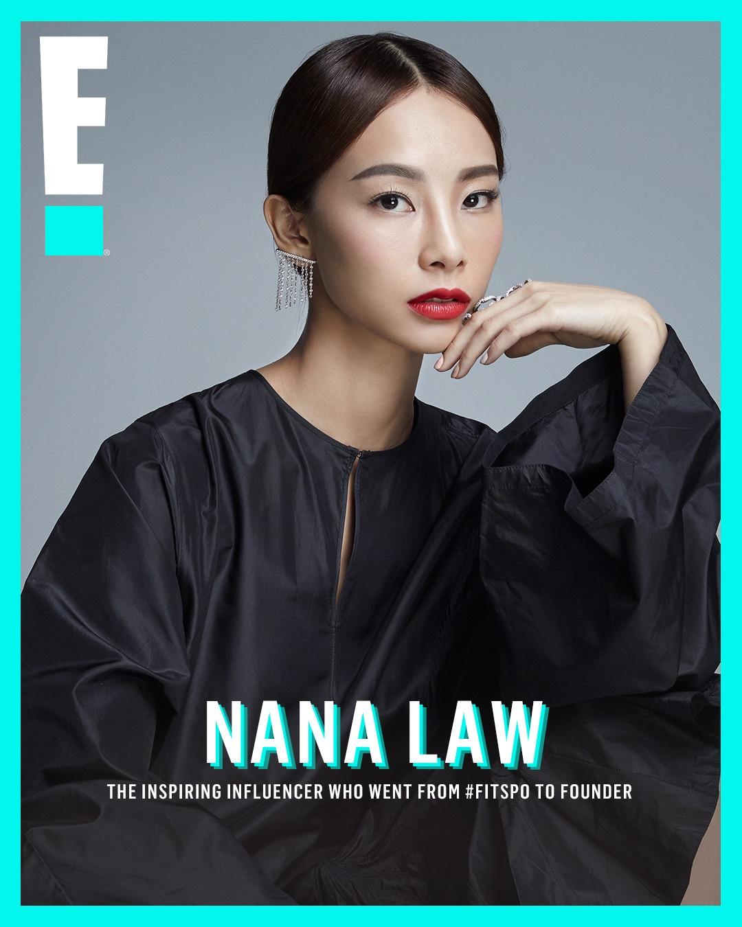Nana Law, Women To Watch - cover