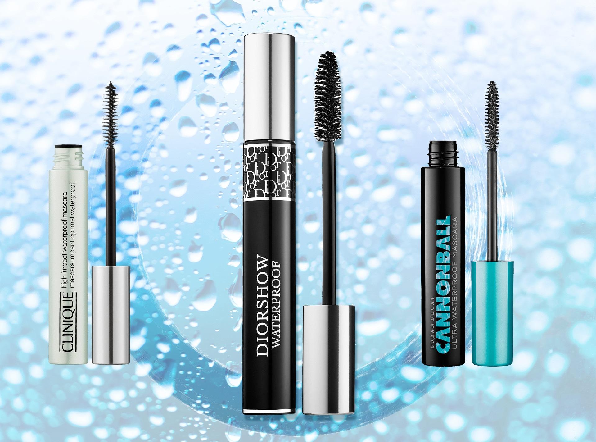 E-Comm: Waterproof Mascara
