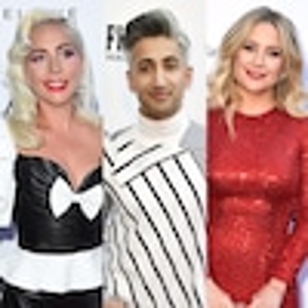 Lady Gaga, Tan France, Kate Hudson, Daily Front Row Awards
