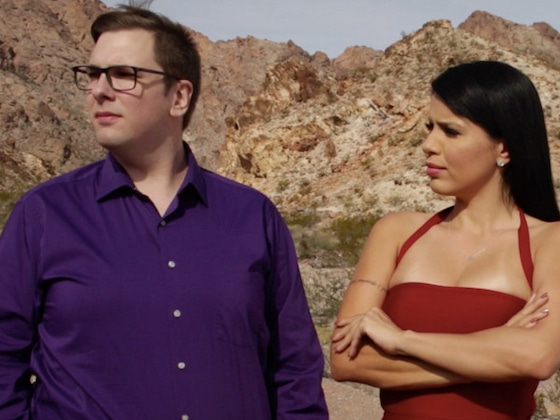 Larissa Comes Clean on <i>90 Day Fianc&eacute;: Happily Ever After?</i>: &quot;I Have Kids&quot;