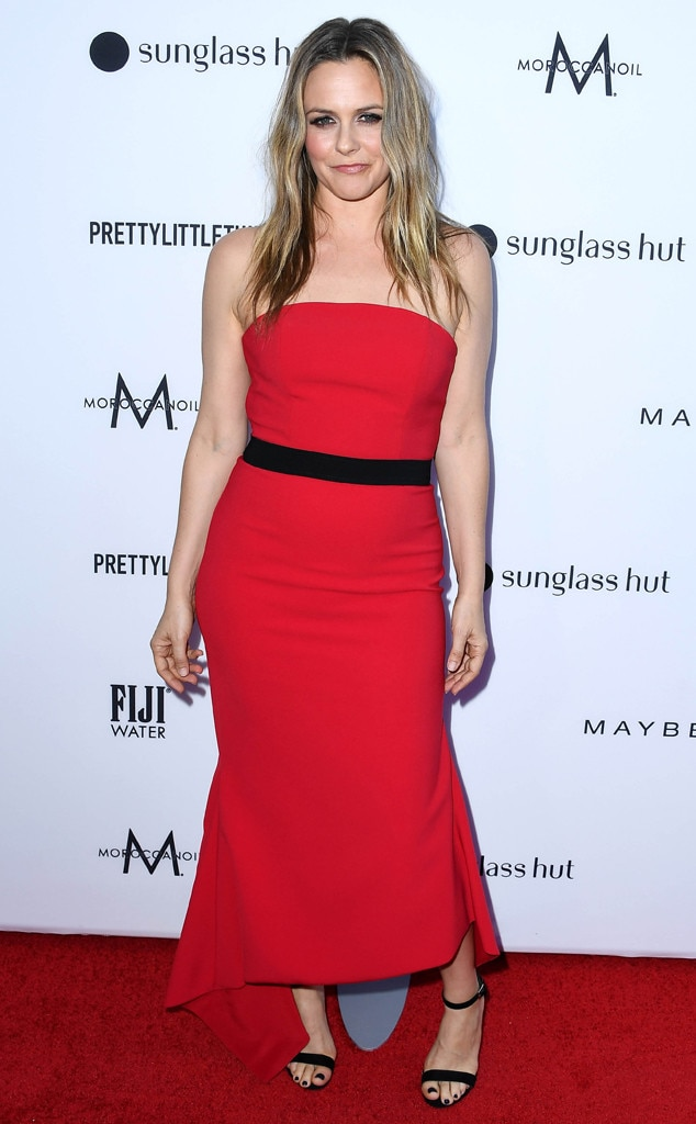 "Alicia Silverstone -  When it comes to fashion, the actress is anything but ""clueless."""