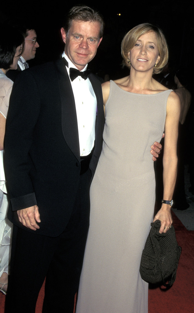 William H. Macy, Felicity Huffman, 1997 SAG Awards
