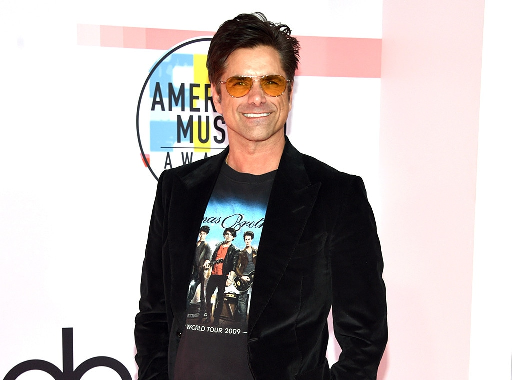 John Stamos, 2018 American Music Awards