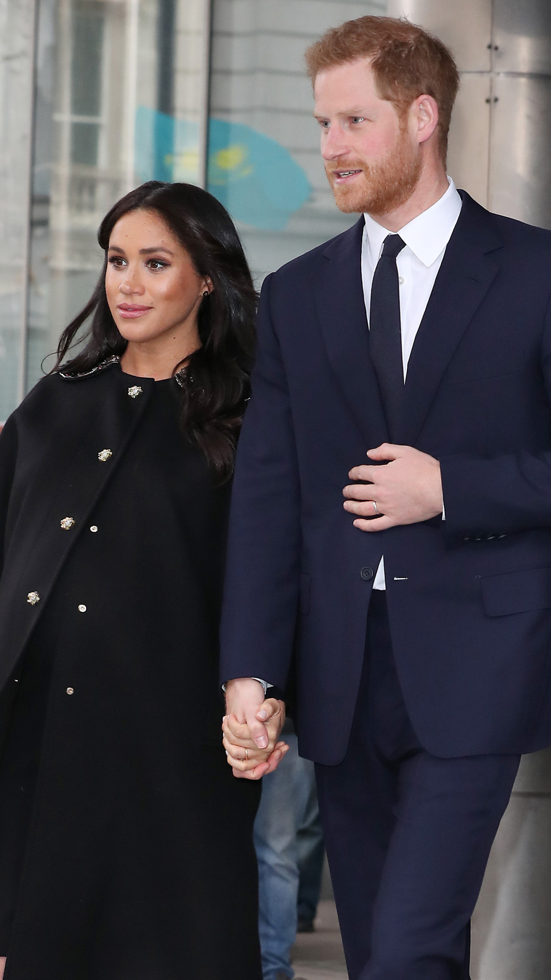 Meghan Markle, Prince Harry, New Zealand House Visit