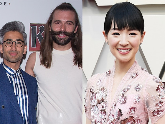 <i>Queer Eye</i>'s Stars Reveal If They'd Ever Consider a Marie Kondo Crossover
