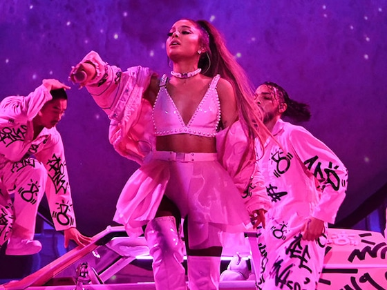 Ariana Grande Performs Unreleased Song at Concert: Listen to It Here