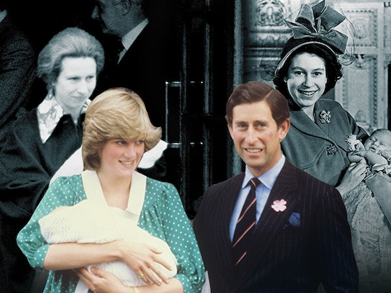 From the Queen Mother Mystery Birth to Diana's Private Hospital Suite: How Royal Baby Deliveries Have Dramatically Changed