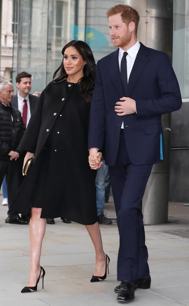Meghan Markle, Prince Harry, New Zealand House Visit