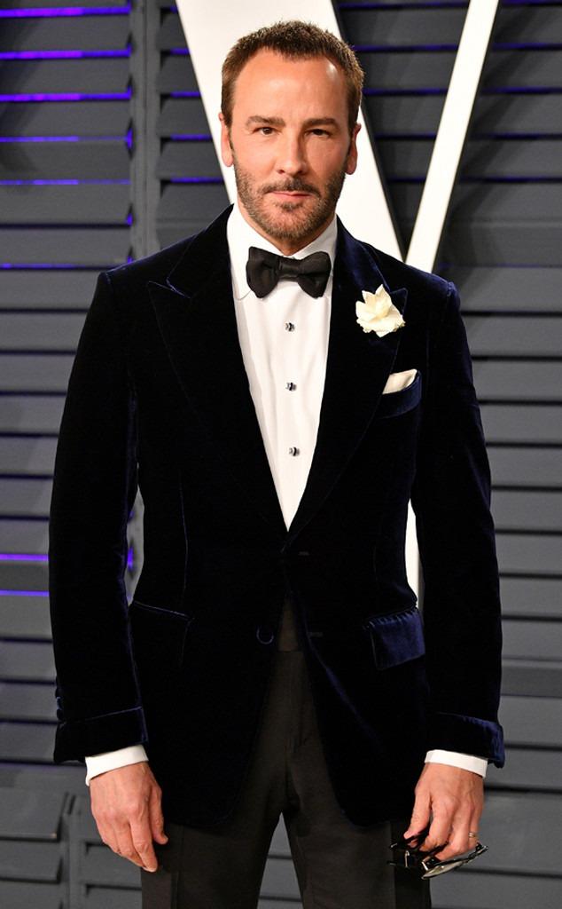 Tom Ford, 2019 Vanity Fair Oscar Party