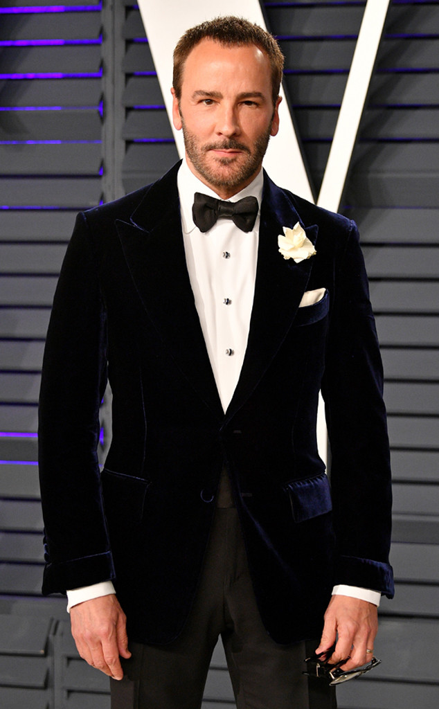 Tom Ford, 2019 Vanity Fair Oscar Party