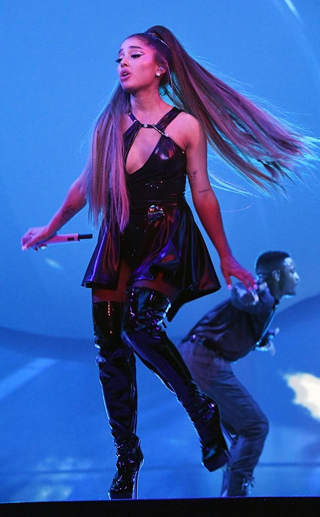 Ariana Grande, costumes, Sweetener World Tour