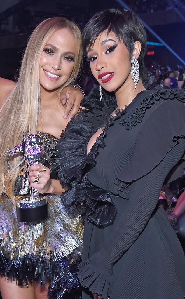 Jennifer Lopez, Cardi B