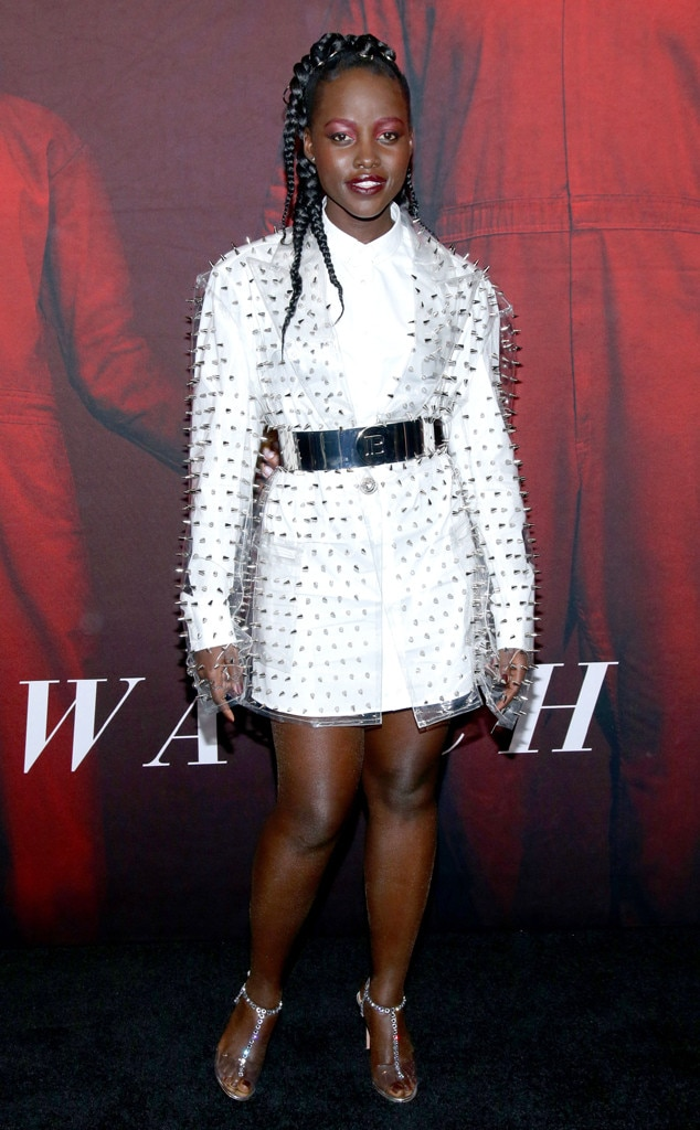 Lupita Nyong'o, Us premiere