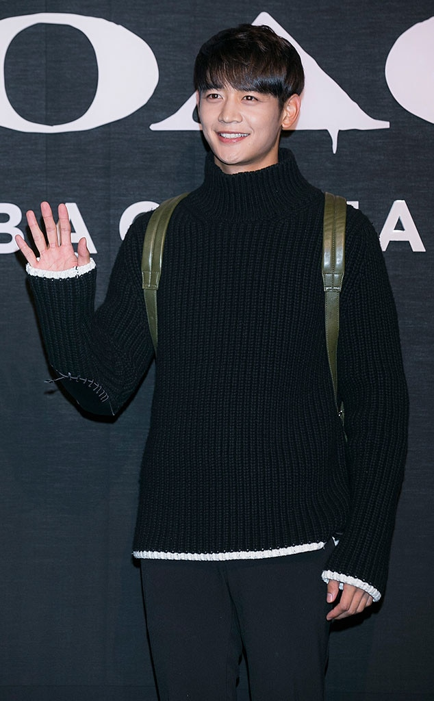 Minho, SHINee from Korean Celebrities Who Will Be Enlisting Into The