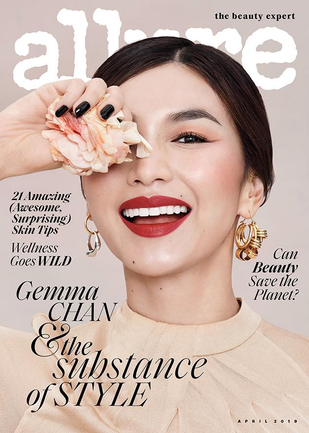 Gemma Chan, Allure