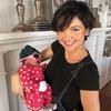 Bekah Martinez Enjoys a Glass of Wine After Breastfeeding Baby Girl