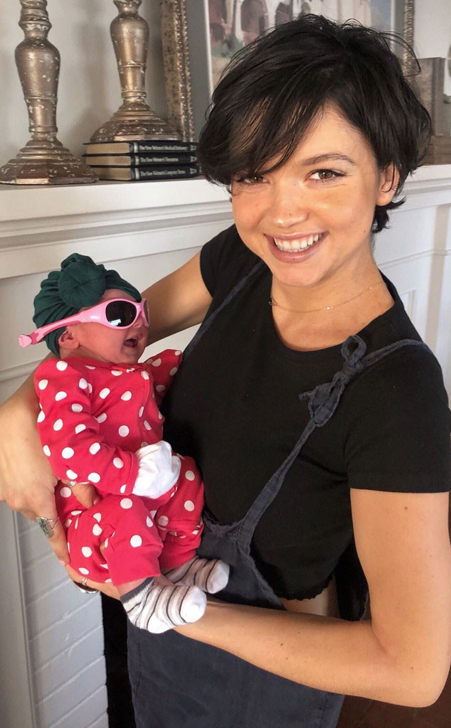 Bekah Martinez Enjoys a Glass of Wine After Breastfeeding Baby Girl