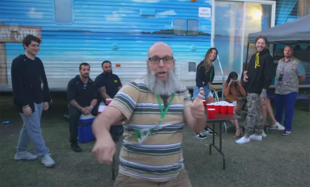 Post Malone, Mike Alancourt, Wow Video
