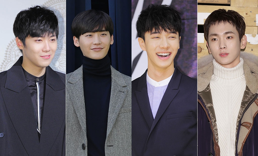All The Korean Celebrities Who Will Be Enlisting Into The Military In 2019 E Online Ap