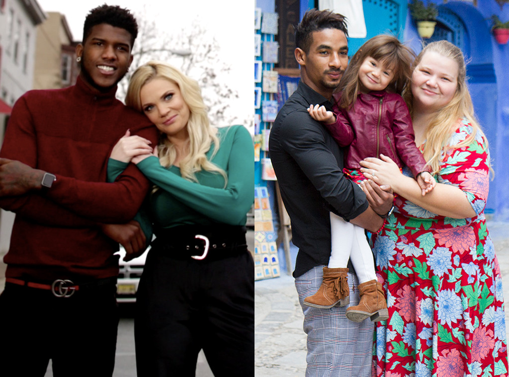 Ashley Martson, Jay Smith, Nicole Nafziger, Azan Tefou, 90 Day Fiance