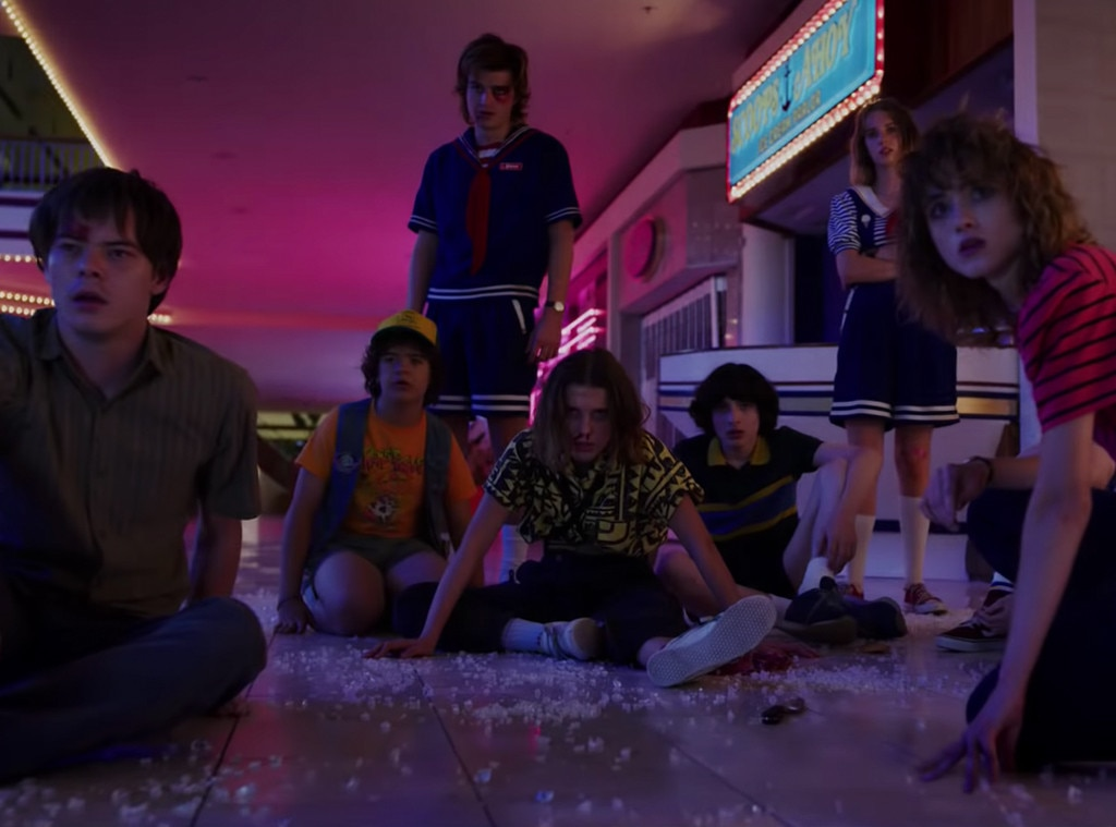 'Stranger Things': Millie Bobby Brown battles evil in Season 3 trailer