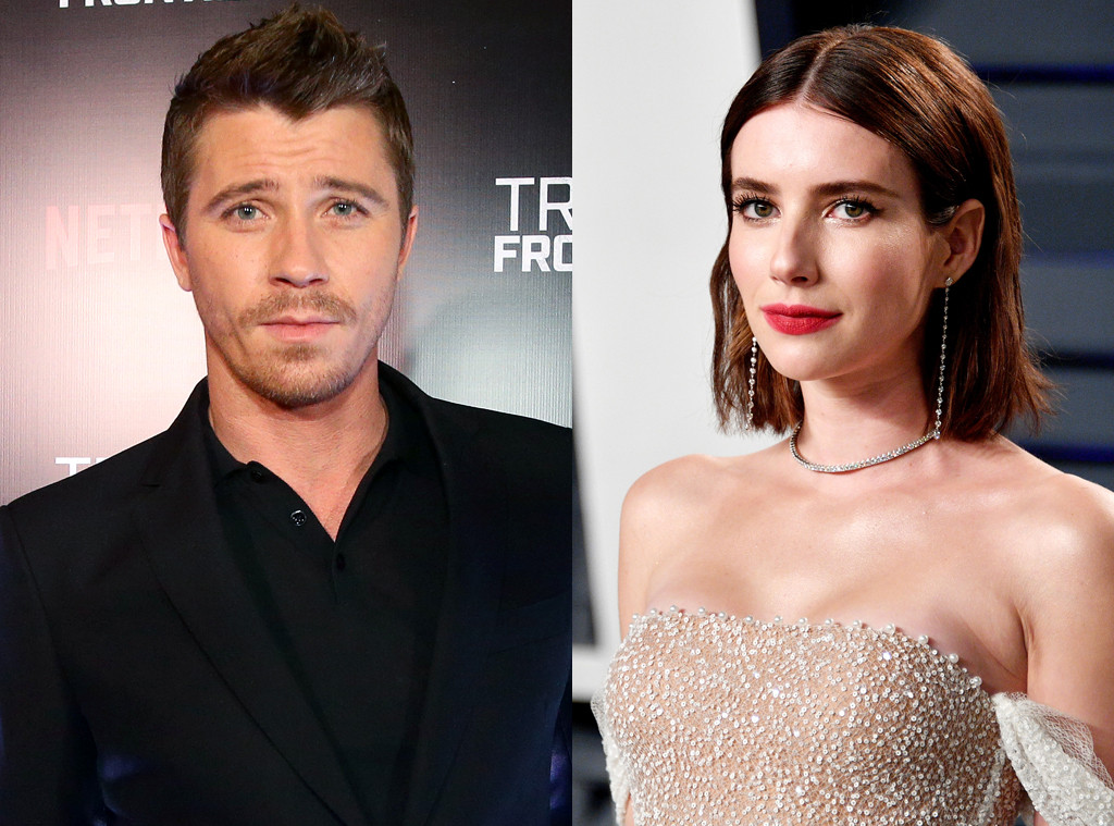 Emma Roberts Is Dating Garrett Hedlund After Evan Peters ...