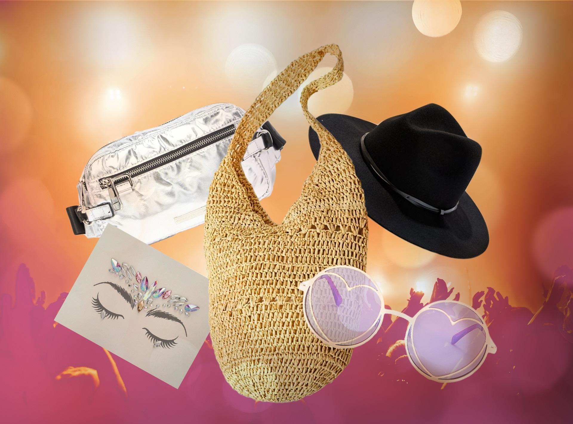 E-Comm: Accessories for Coachella