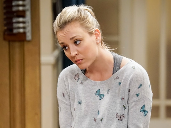 <i>The Big Bang Theory</i> Originally Rejected Kaley Cuoco Because She Was Too Young