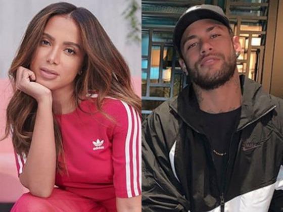 Jornalista afirma que Anitta e Neymar ficam desde 2015