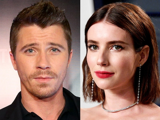 Emma Roberts Is ''Exploring a Relationship'' With Garrett Hedlund After Evan Peters Split