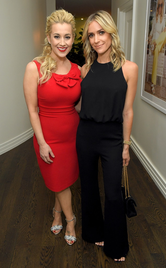Kellie Pickler & Kristin Cavallari -  The  American Idol  singer joins the founder of Uncommon James at a special event hosted by Nordstrom and Karen Fairchild with Christian Louboutin in Nashville.