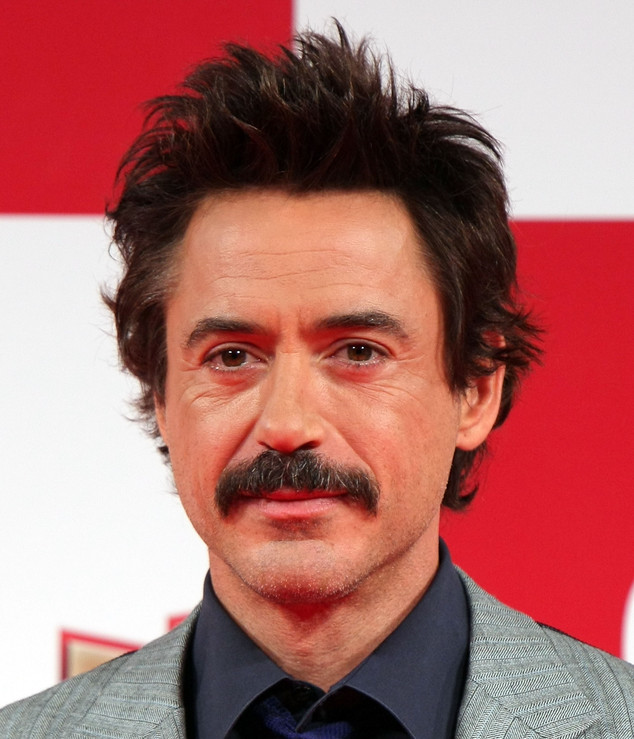 Robert Downey Jr.,  2008