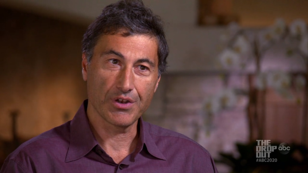 Avie Tevanian -  Holmes' biggest get from Apple? Tevanian, Jobs' righthand man who had since retired after leading the team that developed Mac OS X BTW, have you updated recently?