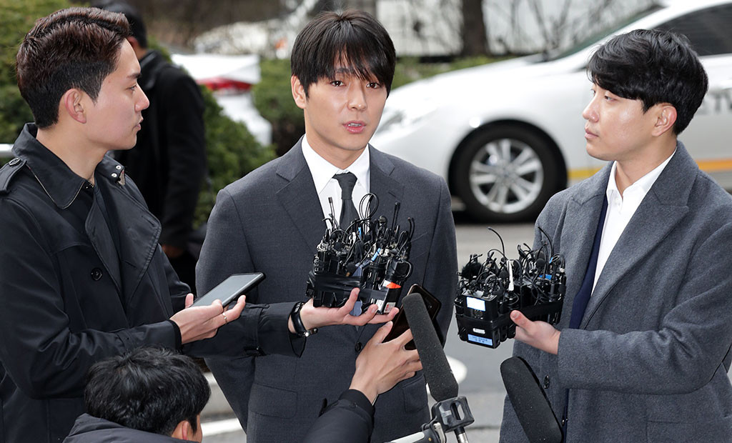 Choi Jong-Hoon Booked With Additional Charges of Filming